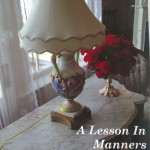 A Lesson in Manners by Misty Urban