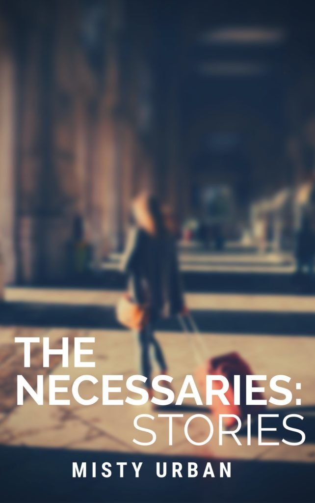 Book cover The Necessaries: Stories by Misty Urban