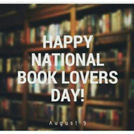 Celebrating Book Lovers Day